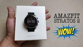 ПОЧЕМУ ОНИ САМЫЕ КРУТЫЕ Amazfit StratosPace 2 Smartwatch всё что нужно знать перед покупкой