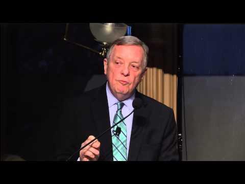 Sen. Richard Durbin Delivers 2015 Whittington Lecture