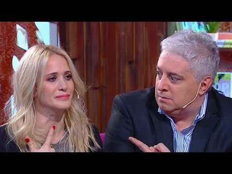 Julieta Prandi y Mariano Peluffo se mandaron al frente - Cortá por Lozano