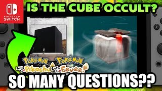NEW Pokémon Switch Meltan Theory!? - the Occult & More in Pokemon Let's Go Pikachu & Eevee
