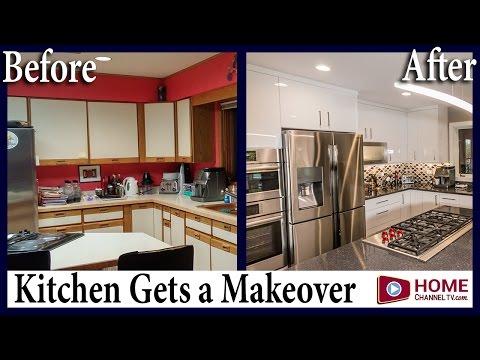Before & After Remodel: Kitchen Gets a Modern Makeover