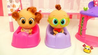 Distroller Toys - Potty Training Toddlers Churro & Atole, No More Poopy Diapers!! and DIY Bedroom