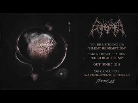 Enthroned - Silent Redemption (Official Track Premiere)