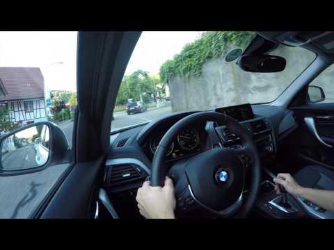 2016 BMW 120d XDrive   POV   Mini Car Porn