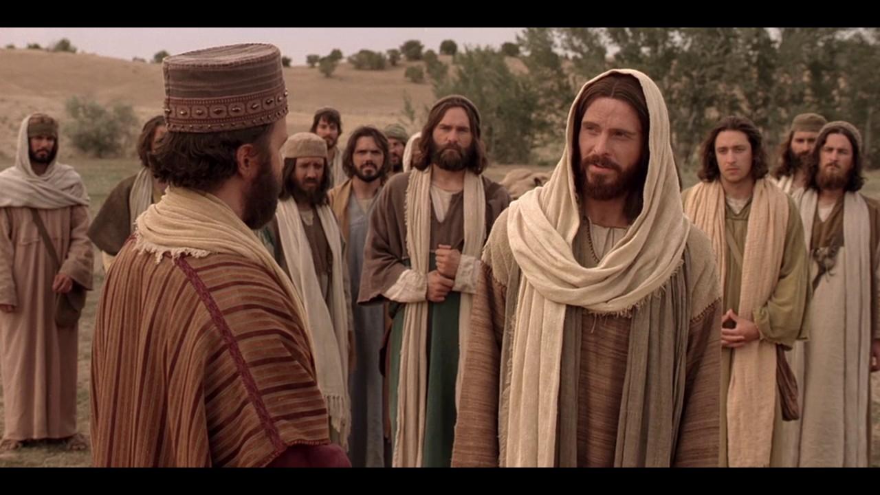 Христос и богатый юноша - YouTube