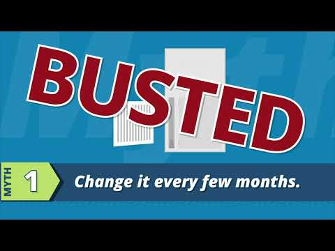 3 HVAC Myths -  Busted!
