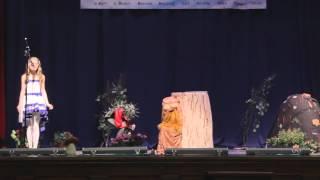 Международный фестиваль-конкурс Бегущая по волнам, Москва (декабрь 2014) ч. 14