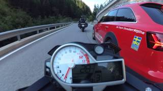 Stilfser Joch / Passo dello Stelvio Motorrad 2017