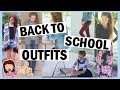 Back To School Outfit Ideas 2017   Outfits For School 2017-18!