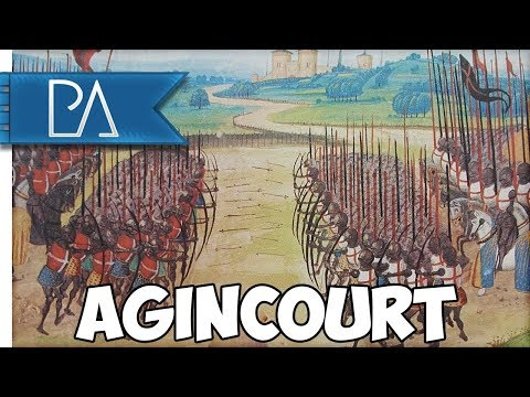 Battle of Agincourt (1415AD) - Mount and Blade: Warband Gameplay