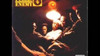 Pubilc Enemy - Yo! Bum Rush The Show - Terminator x Speaks Whit His Hands