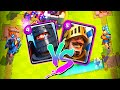 DARK PRINCE VS PRINCE   :: Clash Royale  ::  WHICH ONE IS BETTER