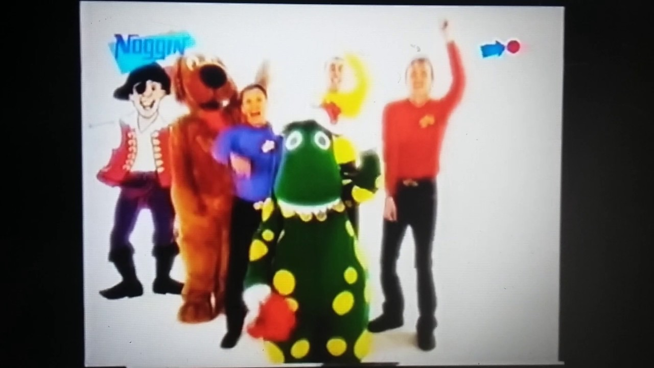 Noggin (UK) On (Nick Jr.) Continuity/Commercials From