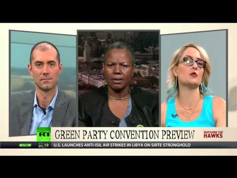 The Contested Green Party Convention with Ms. Sedinam Moyowasifza-Curry