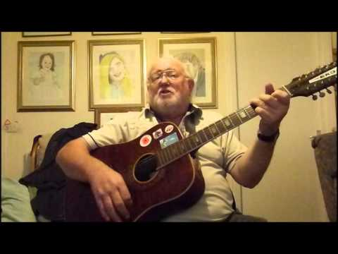 5-string Banjo and 12-string Guitar: Shenandoah Falls (Including lyrics and chords)