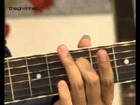 Hướng dẫn cách lên dây chuẩn cho đàn guitar