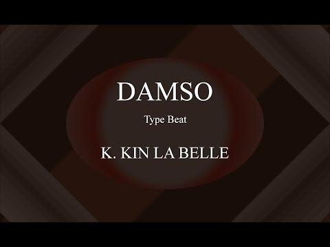 Damso - K. Kin La Belle (Instru) [ Prod. By Enjel ]