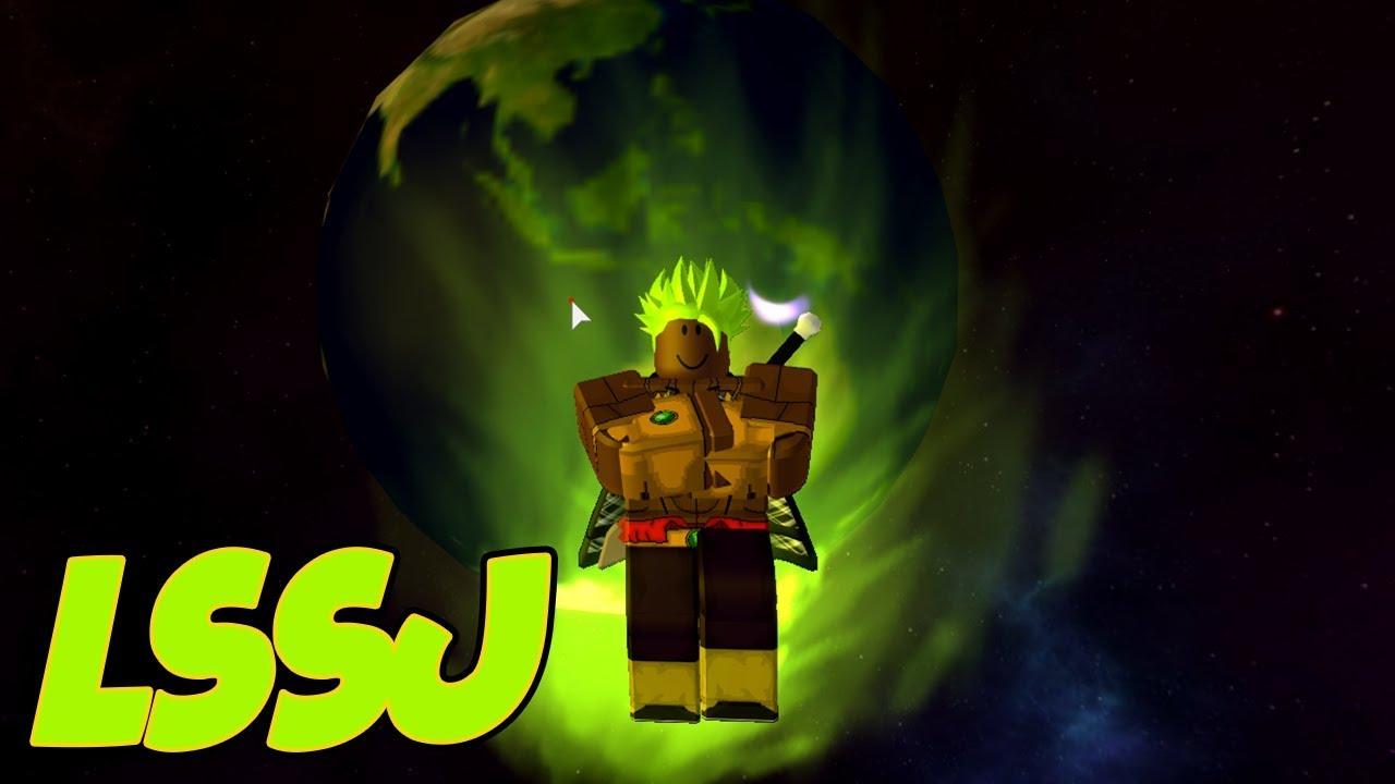 Legendary Super Saiyan | Unlocking LSSJ in Dragon Ball Z Final Stand |  Roblox | iBeMaine