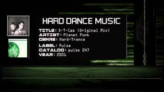 Planet Punk - X-T-Cee (Original Mix) [HQ]