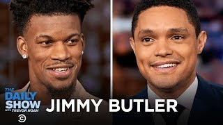 Jimmy Butler - Playing Hard on the Miami Heat and a Love for Family and Wine | The Daily Show