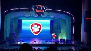 PAW Patrol, LIVE! (Ryder - Opening Theme)