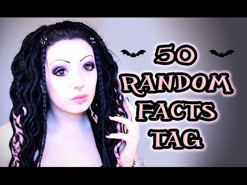 50 Random Facts Tag! | Toxic Tears