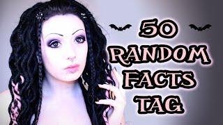 50 Random Facts Tag!   Toxic Tears