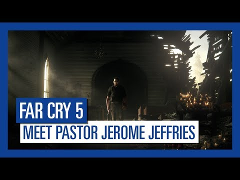 Far Cry 5 - Meet Pastor Jerome Jeffries
