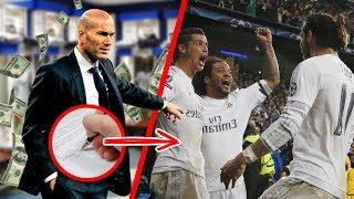 Las 4 condiciones que puso ZIDANE para INMEDIATAMENTE REGRESAR al Real Madrid