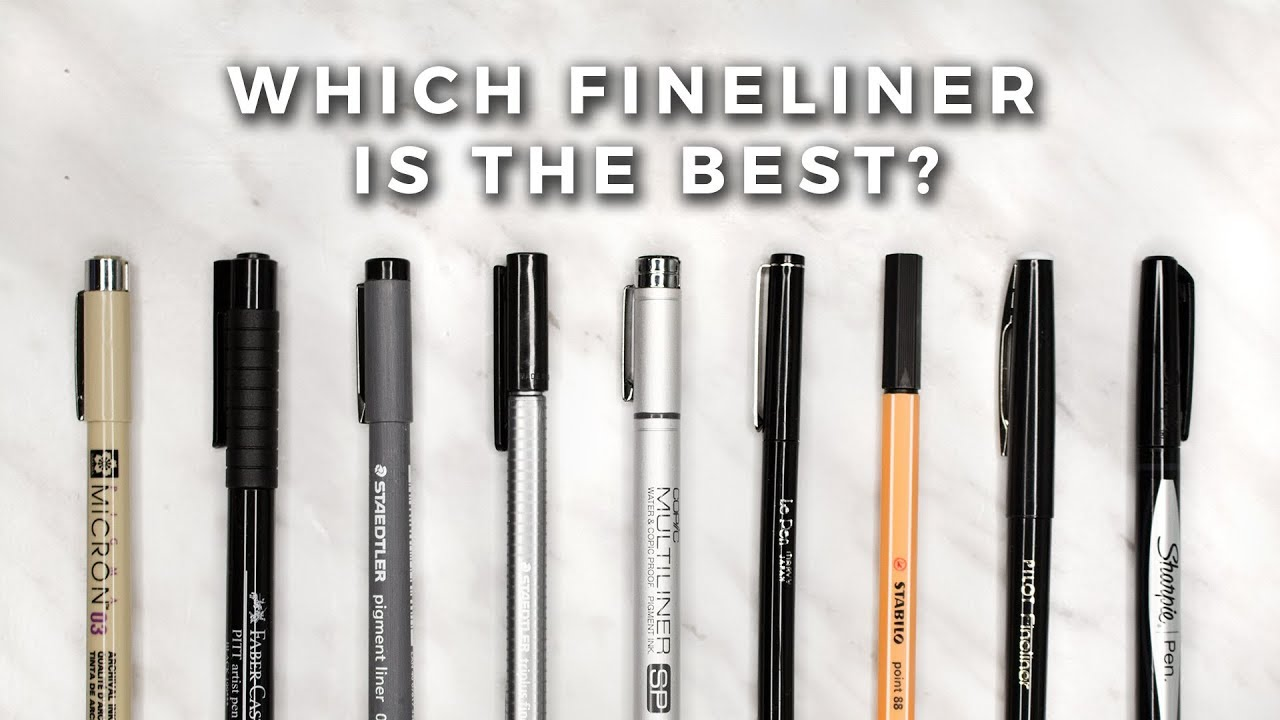 The Fineliner Quest.
