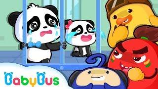 키키묘묘 숫자모험 10편 모음집|신기한 마법|무서운 대마왕|인기동화 80분 연속보기!|베이비버스 인기동화 모음|BabyBus