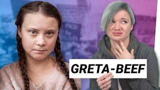 Franziska Schreiber reagiert auf Greta Thunberg vs. Donald Trump & AfD