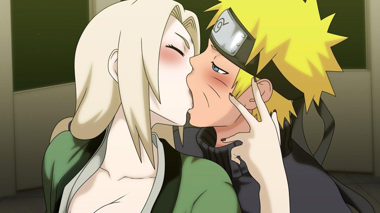 Kissing hinata naruto and NaruHina