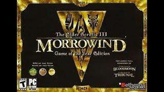 Трибьют Морровинду #1 -  Стилистика, визуал и атмосфера.
