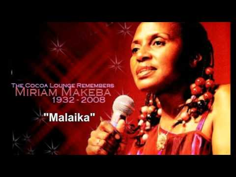 "MIRIAM MAKEBA - ""Malaika"" - Original 1974 single with Swahili and English Lyrics."