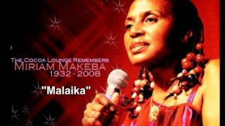 MIRIAM MAKEBA 34 Malaika 34 Original 1974 single with
