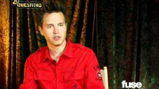 20 Questions - Mark Hoppus (September 2010)