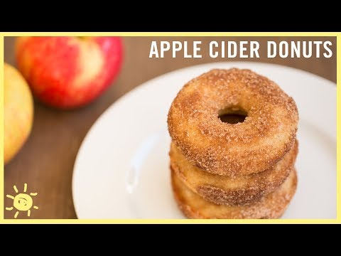 EAT | Apple Cider Donuts