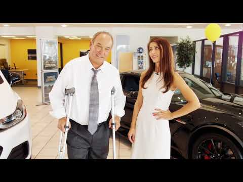 John Holt Chevrolet >> John Holt Auto Group Don T Break A Leg For 0 Finance