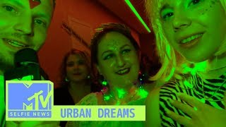 MTV Selfie News: URBAN DREAMS