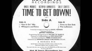Angel Moraes - Time To Get Down (Album Version)