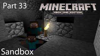 Minecraft Xbox One Survival Sandbox Part 33: Nether Search