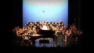 Florence Pavie Rachmaninov concerto pour piano N°2 2ème mvt