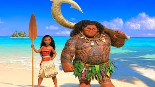 Moana full movie 𝟐𝟎𝟏9 English - Animation Movies - New Disney Cartoon 2019