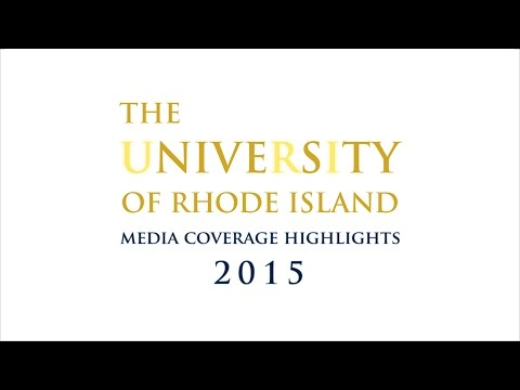 2015 URI Media Coverage Highlights