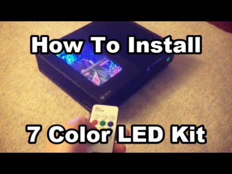 How To Install an LED Storm V2 Kit in an Xbox One Console