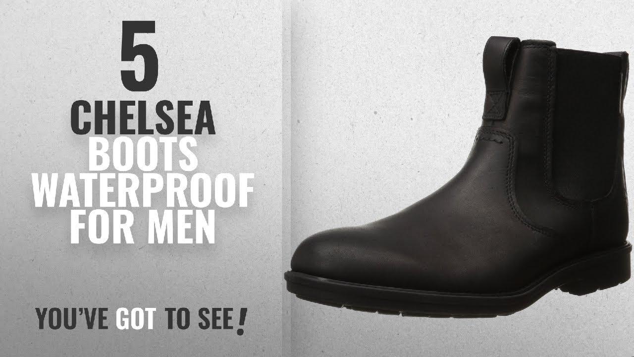 cc558ada480a Top 10 Chelsea Boots Waterproof   Winter 2018    Timberland Men s ...