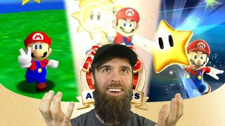 Super Mario 3D All-Stars FIRST LOOK! (1.5 hours of gameplay)