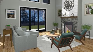 Custom Ranch Plan - Wausau Homes Duluth, Mn – Campbell Residence