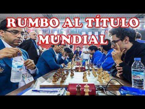 ¡NOVEDAD EN LA CATALANA!: Caruana vs Anand (Olimpiada, 2018)